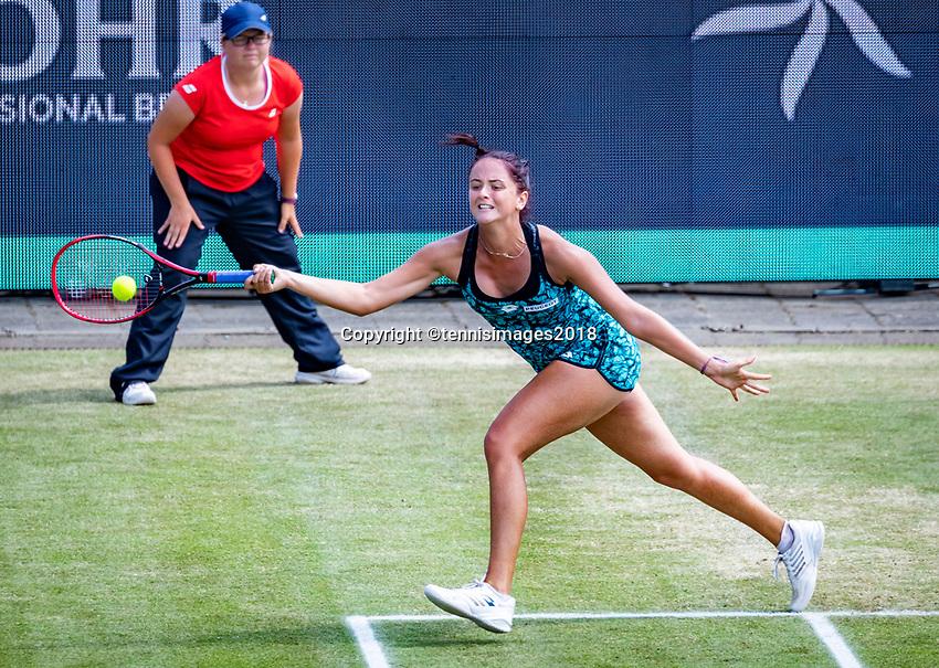 Den Bosch, Netherlands, 16 June, 2018, Tennis, Libema Open, Viktoria Kuzmova (SVK)<br /> Photo: Henk Koster/tennisimages.com