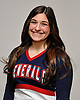 Danielle Klein of MacArthur poses for a portrait during the Newsday All-Long Island varsity cheerleading photo shoot at company headquarters on Wednesday, Mar. 30, 2016.