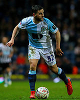 Blackburn Rovers' Craig Conway<br /> <br /> Photographer Alex Dodd/CameraSport<br /> <br /> Emirates FA Cup Third Round Replay - Blackburn Rovers v Newcastle United - Tuesday 15th January 2019 - Ewood Park - Blackburn<br />  <br /> World Copyright © 2019 CameraSport. All rights reserved. 43 Linden Ave. Countesthorpe. Leicester. England. LE8 5PG - Tel: +44 (0) 116 277 4147 - admin@camerasport.com - www.camerasport.com