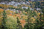 Autumn, Moose Cave Cliffs, Grafton Notch State Park, ME