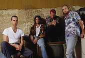 Stone Temple Pilots in a Portrait Photo Session in Los Angeles Ca. USA