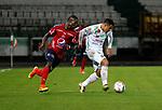 Once Caldas igualó como local 0-0 ante Independiente Medellín. Fecha 4 Liga Águila II-2017.