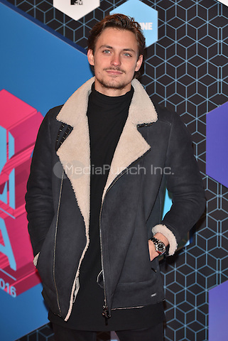 Julian Jordan<br /> 2016 MTV EMAs in Ahoy Arena, Rotterdam, The Netherlands on November 06, 2016.<br /> CAP/PL<br /> &copy;Phil Loftus/Capital Pictures /MediaPunch ***NORTH AND SOUTH AMERICAS ONLY***