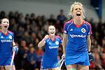 Mannheimer HC - TuS Lichterfelde - Hallenhockey - Damen - Viertelfinale