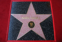 HOLLYWOOD, CA - MARCH 8: Mark Hamill Star, at Mark Hamill Honored With Star On The Hollywood Walk Of Fame At Hollywood Blvd in Hollywood, California on March 8, 2018. <br /> CAP/MPI/FS<br /> &copy;FS/MPI/Capital Pictures
