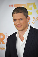 Actor Wentworth Miller at the 2014 TrevorLIVE Los Angeles Gala at the Hollywood Palladium.<br /> December 7, 2014  Los Angeles, CA<br /> Picture: Paul Smith / Featureflash