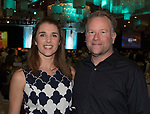 Kate and Tom Crist during the 26th Annual Salute to Women of Achievement Luncheon held at the Grand Sierra Resort on Thursday, May 25, 2017.