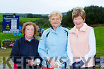 Walsh, Kathleen Brandon and Babs Kelliher  at the CAstleisland Presidents day on Sunday