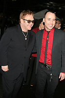 Elton John David Furnish 2006<br /> Photo By John Barrett/PHOTOlink.net