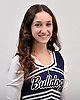 Lara Klyachman of Hewlett poses for a portrait during the Newsday All-Long Island cheerleading photo shoot at company headquarters on Tuesday, Mar. 15, 2016.
