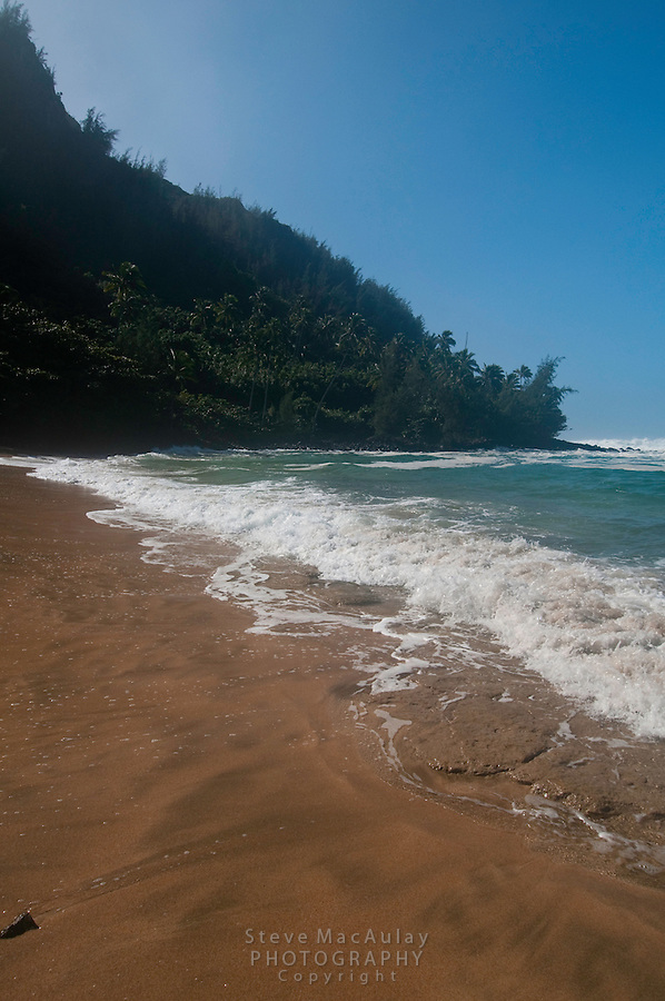 Ke'e Beach, North Shore, Hauai, Hawaii