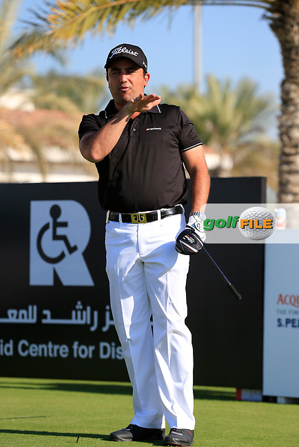 \{prsn}\ during the 2015 Abu Dhabi Invitational Am-Am event held at Yas Links Golf Course, Abu Dhabi.: Picture Eoin Clarke, www.golffile.ie: 1/26/2015