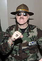 NEW YORK, NY - NOVEMBER 4: Sgt. Slaughter attends the Big Event NY at LaGuardia Plaza Hotel on November 4, 2017 in Queens, New York.  Credit: George Napolitano/MediaPunch /NortePhoto.com