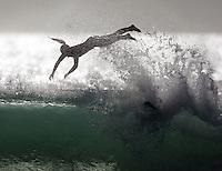 120414 ASP Pro Tour Women's Surfing