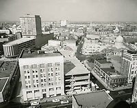 1961 march 13..Redevelopment.Downtown North (R-8)..Downtown Progress..North View from VNB Building..HAYCOX PHOTORAMIC INC..NEG# C-61-5-61.NRHA#..