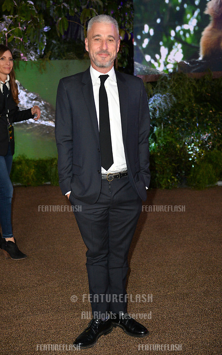 Matt Tolmach at the Los Angeles premiere of &quot;Jumanji: Welcome To the Jungle&quot; at the TCL Chinese Theatre, Hollywood, USA 11 Dec. 2017<br /> Picture: Paul Smith/Featureflash/SilverHub 0208 004 5359 sales@silverhubmedia.com