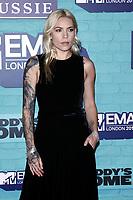 www.acepixs.com<br /> <br /> November 12 2017, London<br /> <br /> Skylar Grey arriving at the 2017 MTV Europe Music Awards at the SSE Arena on November 12 2017 in Wembley, London.<br /> <br /> By Line: Famous/ACE Pictures<br /> <br /> <br /> ACE Pictures Inc<br /> Tel: 6467670430<br /> Email: info@acepixs.com<br /> www.acepixs.com