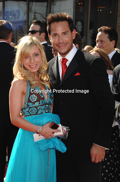Ricky Paull Goldin and sister..arriving at The 34th Annual Daytime Emmy Awards on ..June 15, 2007 at The Kodak Theatre in Hollywood, California. ..Robin Platzer, Twin Images......212-935-0770