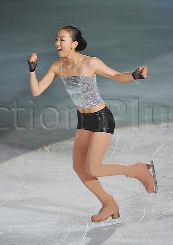 Mao Asada, JULY 25, 2010 - Figure Skating : Olympuspresents The Ice 2010, at Ai Chikyu-haku Memorial Ice Arena, Aichi, Japan.