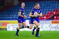 Picture by Alex Whitehead/SWpix.com - 08/02/2018 - Rugby League - Betfred Super League - Huddersfield Giants v Warrington Wolves - John Smith's Stadium, Huddersfield, England - Warrington's Ben Westwood.