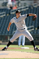 Justin Cassel - Peoria Javelinas, 2009 Arizona Fall League.Photo by:  Bill Mitchell/Four Seam Images..