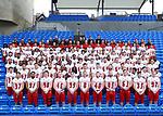 FRISCO, TX - JANUARY 03: Central Washington  team photo at Toyota Stadium   in Frisco on January 3, 2018 in Frisco, Texas. Photo Rick Yeatts