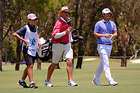 Harrsion Endycott (AUS) during the Preview of the Australian PGA Championship at  RACV Royal Pines Resort, Gold Coast, Queensland, Australia. 18/12/2019.<br /> Picture TJ Caffrey / Golffile.ie<br /> <br /> All photo usage must carry mandatory copyright credit (© Golffile | TJ Caffrey)