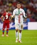 210612 Czech Republic v Portugal Euro 2012 quarter-final