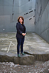 13.2.2017, BERLIN. Léontine Meijer-van Mensch, program director of Jewish Museum Berlin (Photo by Gregor Zielke)