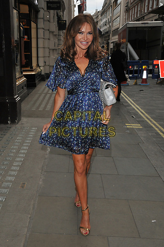 """Elizabeth """"Lizzie"""" Cundy at the """"The Gatekeeper"""" by Russ Kane book launch party, The Wellington Club, Jermyn Street, London, England, UK, on Thursday 30th May 2019.<br /> CAP/CAN<br /> ©CAN/Capital Pictures"""