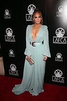 11 January 2020 - Century City, California - Jennifer Lopez. 2020 Los Angeles Critics Association (LAFCA) Awards Ceremony held at the InterContinental Los Angeles Century City. Photo Credit: FS/AdMedia