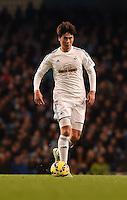 Picture by Howard Roe/AHPIX.com. Football, Barclays Premier League; <br /> Manchester City v Swansea City ;22/11/2014 KO 3.00 pm <br /> Etihad Stadium;<br /> copyright picture;Howard Roe;07973 739229<br /> Swansea's   Ki Sung Yueng