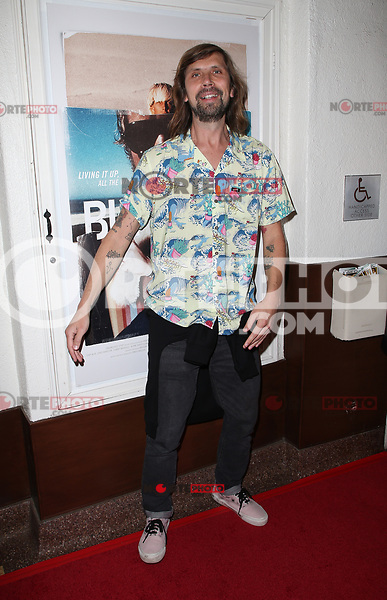SANTA MONICA, CA - NOVEMBER 1: Pedro Winter, at the Los Angeles Premiere of documentary Bunker77 at the Aero Theater in Santa Monica, California on November 1, 2017. Credit: Faye Sadou/MediaPunch /NortePhoto.com