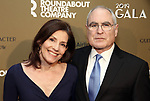attends the Roundabout Theatre Company's 2019 Gala honoring John Lithgow at the Ziegfeld Ballroom on February 25, 2019 in New York City.