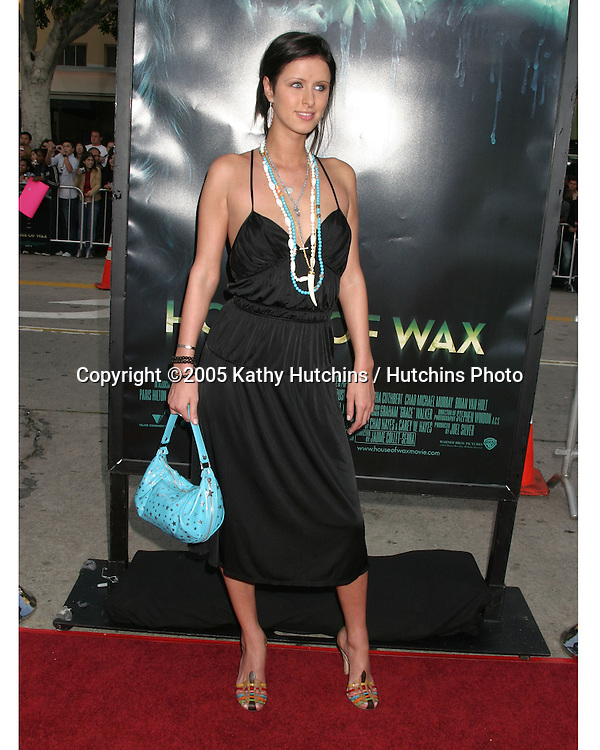 "Ice Cube.Premiere of ""House of Wax"".Westwood, CA.April 25, 2005.@2005 Kathy Hutchins / Hutchins Photo.Nicky Hilton.Premiere of ""House of Wax"".Westwood, CA.April 26, 2005.@2005 Kathy Hutchins / Hutchins Photo."