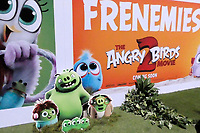 """LOS ANGELES - AUG 10:  Atmosphere at the """"The Angry Birds Movie 2"""" at the Village Theater on August 10, 2019 in Westwood, CA"""