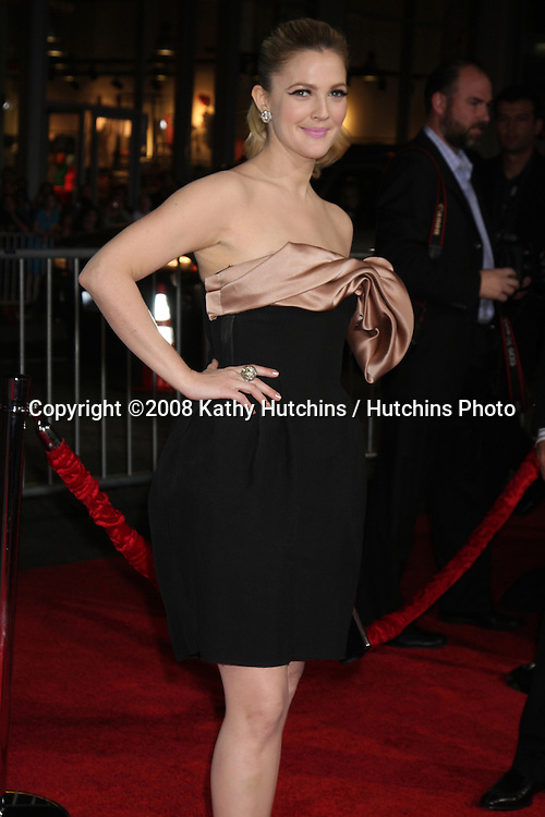 """Drew Barrymore arriving  at  the Premiere of """"He's Just Not That Into You"""" in Los Angeles, CA on .February 2, 2009.©2008 Kathy Hutchins / Hutchins Photo.."""