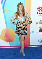 02 June 2018 - Beverly Hills, California - Katherine McNamara . 2018 iHeartRadio KIIS FM Wango Tango by At&amp;t held at Banc of Califronia Stadium. <br /> CAP/ADM/BT<br /> &copy;BT/ADM/Capital Pictures
