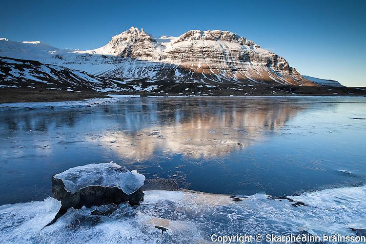 Mt. M&yacute;rarhyrna in Sn&aelig;fellsnes<br /> West Iceland