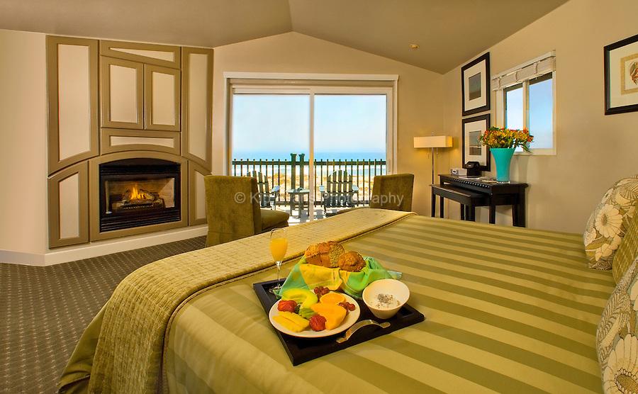 The Sanctuary Beach Resort in Marina, California.