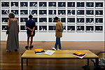 Exposiçao de fotografias de Claudia Andujar no Instituto Moreira Salles, IMS, Sao Paulo. 2018. Foto de Juca Martins.