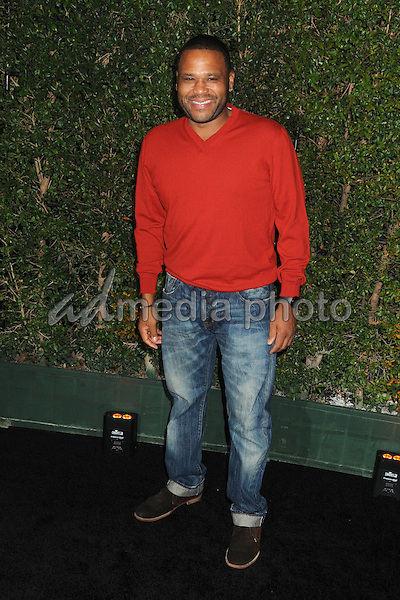 """9 December 2015 - Los Angeles, California - Anthony Anderson. Opening Night of """"Kurios"""" from Cirque du Soleil held at Dodgers Stadium. Photo Credit: Byron Purvis/AdMedia"""