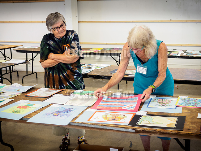 Judging of the Youth Department entries at the 79th Amador County Fair, Plymouth, Calif.<br /> <br /> Thanks to Julia Burns &amp; Pam Sharp for making this show happen for the kids!<br /> <br /> Ann Hughes, Judge<br /> <br /> #JuliaJonesBurns, #PamSharp, #AmadorCountyFair, #TourAmador, #VisitAmador