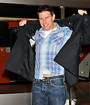 Tom Cruise, November 30, 2011:Actor Tom Cruise arrives at Tokyo International Airport in Tokyo, Japan, on November 30, 2011.