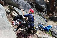 OAR Leavenworth Rock Climbing