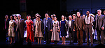 "Britney Coleman, Reed Birney, Vanessa Williams, Nancy Opel, Tam mutu, Alexandra Socha, Bebe Neuwirth, Joel Grey, Bob Martin, Clifton Duncan, and Douglas Sills during the final performance curtain call for the New York City Center Encores! at 25 production of  ""Hey, Look Me Over!"" on February 11, 2018 at the City Center Theatre in New York City."