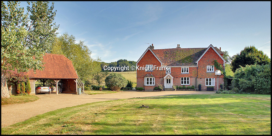 BNPS.co.uk (01202 558833)<br /> Pic: KnightFrank/BNPS<br /> <br /> Get lost... home comes with eight foot high maze.<br /> <br /> The owners of this luxury property that has gone on the market can really tell nuisance callers to get lost - as it comes with its very own maze.<br /> <br /> Badsell Park Farm, near the village of Matfield, Kent, has 96 acres of land that includes the 8ft tall maze that covers an area of 12,000 sq ft.<br /> <br /> The 18th century property is valued at &pound;2.6million.