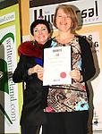 Adult Poetry Runner Up winner Sinead Mac Devitt..Picture: Shane Maguire / www.newsfile.ie.