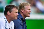 18-07-2015, Groningen.<br /> Groningen vs Southampton FC   Southampton's coach Ronald Koeman ( R) and his brother Erwin (L) assistant coach.<br /> photo Michael Kooren, utrecht, the Netherlands