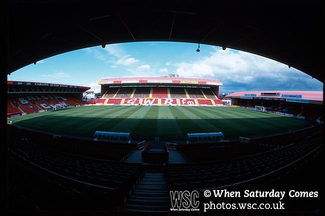 Ashton Gate, home of Bristol City FC. Photo by Tony Davis